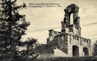 Fürst Karl-Günther-Denkmal]